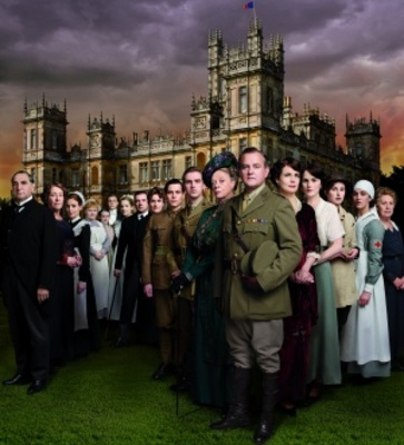 Downton Abbey movie poster (2010) poster MOV_6c1bb096