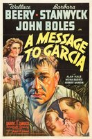 A Message to Garcia movie poster (1936) picture MOV_6c1e4c3e