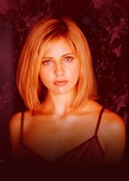 Buffy the Vampire Slayer movie poster (1997) picture MOV_6c231a49