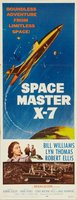 Space Master X-7 movie poster (1958) picture MOV_6c245573