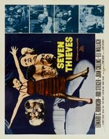 Seven Thieves movie poster (1960) picture MOV_6c2ab647