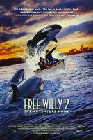 Free Willy 2: The Adventure Home movie poster (1995) picture MOV_6c2b6aaf