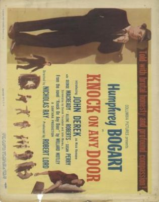 Knock on Any Door movie poster (1949) poster MOV_6c2d1ead