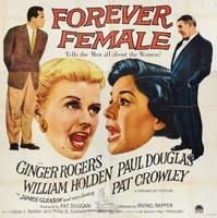 Forever Female movie poster (1954) picture MOV_6c2ef04c