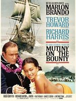 Mutiny on the Bounty movie poster (1962) picture MOV_6c3255b0