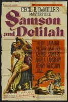 Samson and Delilah movie poster (1949) picture MOV_6c3286f3