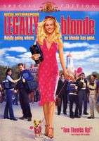 Legally Blonde movie poster (2001) picture MOV_6c332e51