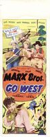 Go West movie poster (1940) picture MOV_6c453140