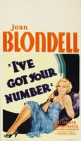 I've Got Your Number movie poster (1934) picture MOV_6c49108f