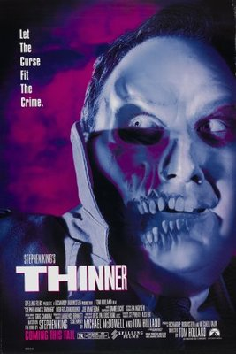 Thinner movie poster (1996) poster MOV_6c4d333a