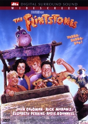 The Flintstones movie poster (1994) poster MOV_6c4eed2c