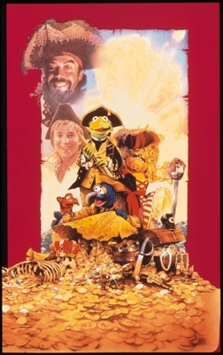Muppet Treasure Island movie poster (1996) poster MOV_6c5e7fec