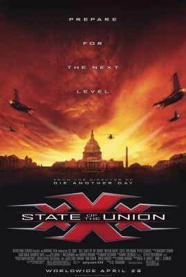 XXX 2 movie poster (2005) poster MOV_6c5fd7d2
