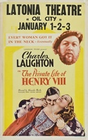 The Private Life of Henry VIII. movie poster (1933) picture MOV_6c6017b4