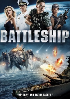 Battleship movie poster (2012) poster MOV_6c64a64e