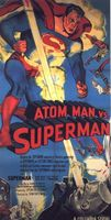 Atom Man Vs. Superman movie poster (1950) picture MOV_6c65b405