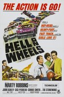 Hell on Wheels movie poster (1967) picture MOV_6c67ff68