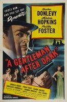 A Gentleman After Dark movie poster (1942) picture MOV_6c6a26f8