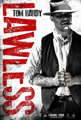 Lawless movie poster (2010) poster MOV_6c740eea