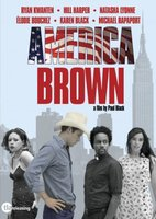 America Brown movie poster (2004) picture MOV_6c7b62fa