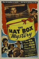 The Hat Box Mystery movie poster (1947) picture MOV_6c81f69b