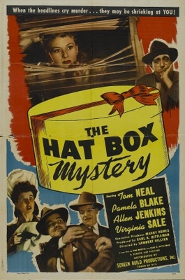 The Hat Box Mystery movie poster (1947) poster MOV_6c81f69b