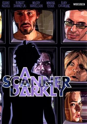 A Scanner Darkly movie poster (2006) poster MOV_6c920371