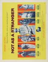 Not as a Stranger movie poster (1955) picture MOV_6c9609f5