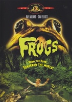 Frogs movie poster (1972) picture MOV_6c9c1398