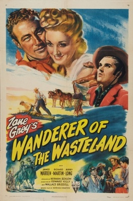 Wanderer of the Wasteland movie poster (1945) poster MOV_6ca85cd9