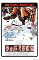 The Swiss Conspiracy movie poster (1976) picture MOV_6cb6f231