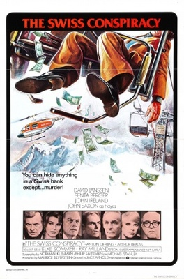 The Swiss Conspiracy movie poster (1976) poster MOV_6cb6f231