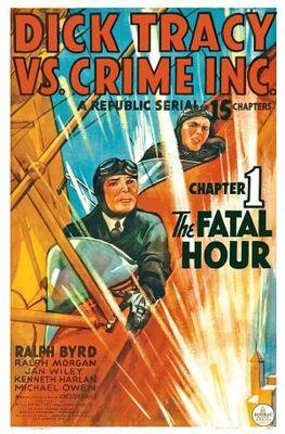 Dick Tracy vs. Crime Inc. movie poster (1941) poster MOV_6cb9a352