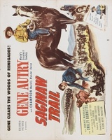 Saginaw Trail movie poster (1953) picture MOV_6cbae312