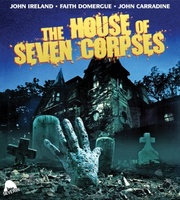 The House of Seven Corpses movie poster (1974) picture MOV_6cbb0262