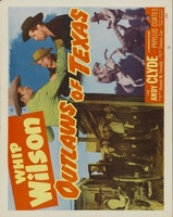 Outlaws of Texas movie poster (1950) picture MOV_6cc4abca