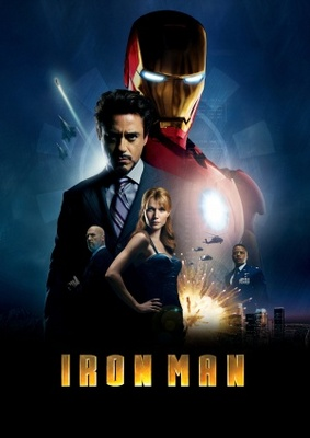 Iron Man movie poster (2008) poster MOV_6cc95937