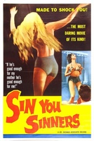 Sin You Sinners movie poster (1963) picture MOV_6cca9996