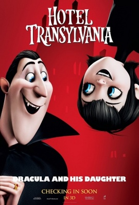 Hotel Transylvania movie poster (2012) poster MOV_6ccc2067