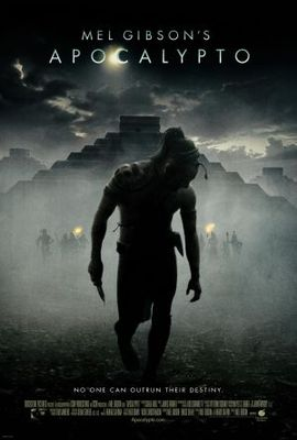 Apocalypto movie poster (2006) poster MOV_6cce13e8