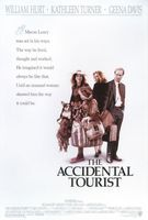 The Accidental Tourist movie poster (1988) picture MOV_6cd07c8b