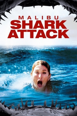 Malibu Shark Attack movie poster (2009) poster MOV_6cd178bc