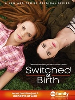 Switched at Birth movie poster (2011) picture MOV_6cd46c2c