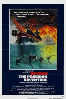 Beyond the Poseidon Adventure movie poster (1979) poster MOV_6cdf4cf2