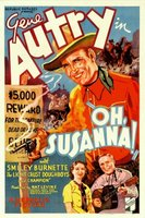 Oh, Susanna! movie poster (1936) picture MOV_6ce0b551