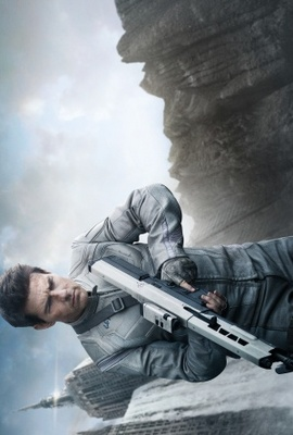 Oblivion movie poster (2013) poster MOV_6ce1a81e