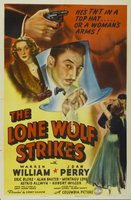 The Lone Wolf Strikes movie poster (1940) picture MOV_6ce22019