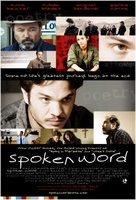 Spoken Word movie poster (2009) picture MOV_6ce4e7d3