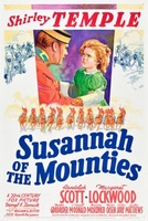 Susannah of the Mounties movie poster (1939) picture MOV_6ce7917f