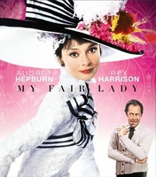 My Fair Lady movie poster (1964) picture MOV_6ce918cc